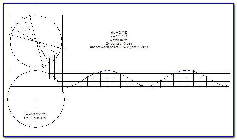Pipe Cutting Template Online