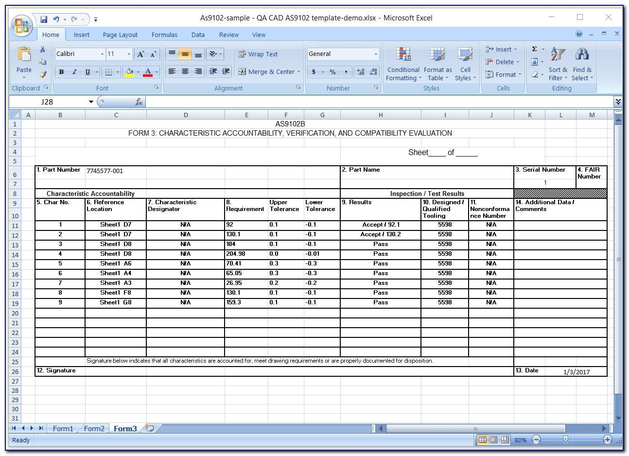 Ppe Inspection Checklist Template Excel