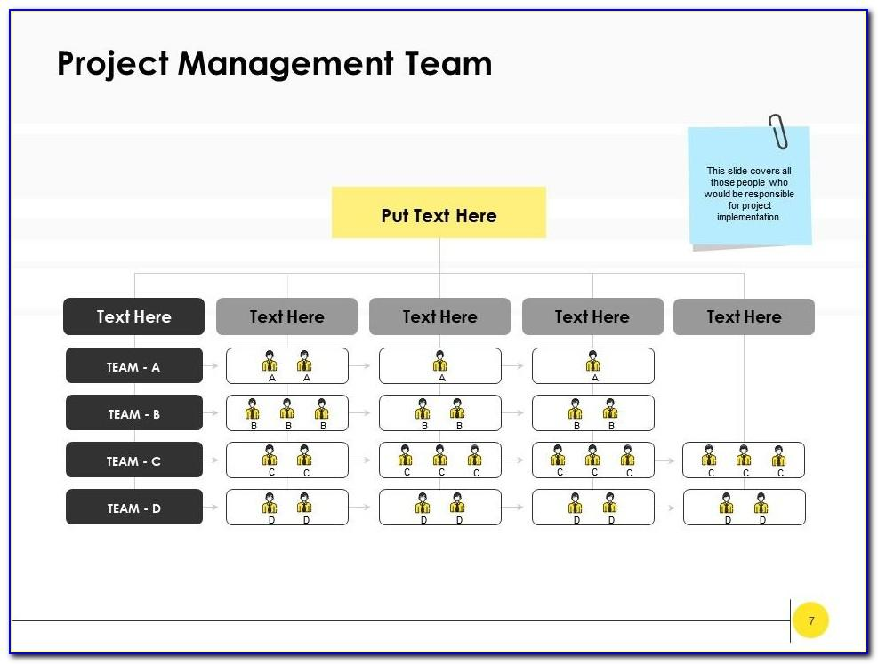 Project Management Kick Off Meeting Template
