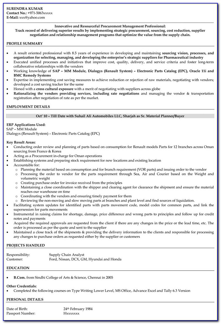 Purchase Resume Templates Word
