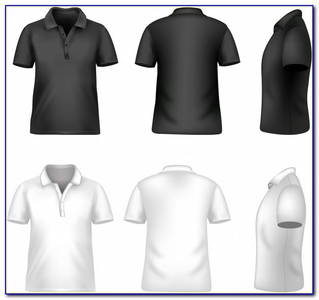 T Shirt Template Coreldraw Vector Free Download
