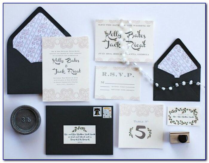 Target Wedding Invitation Templates