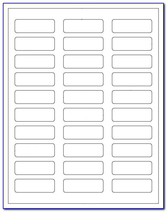 Template For Hanging File Folder Tabs 1 5 Cut