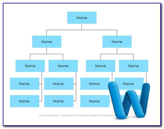 Visio Templates For Organizational Charts