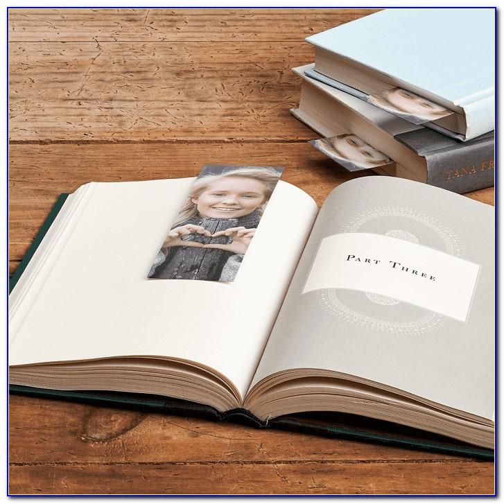 Vistaprint Bookmark Template