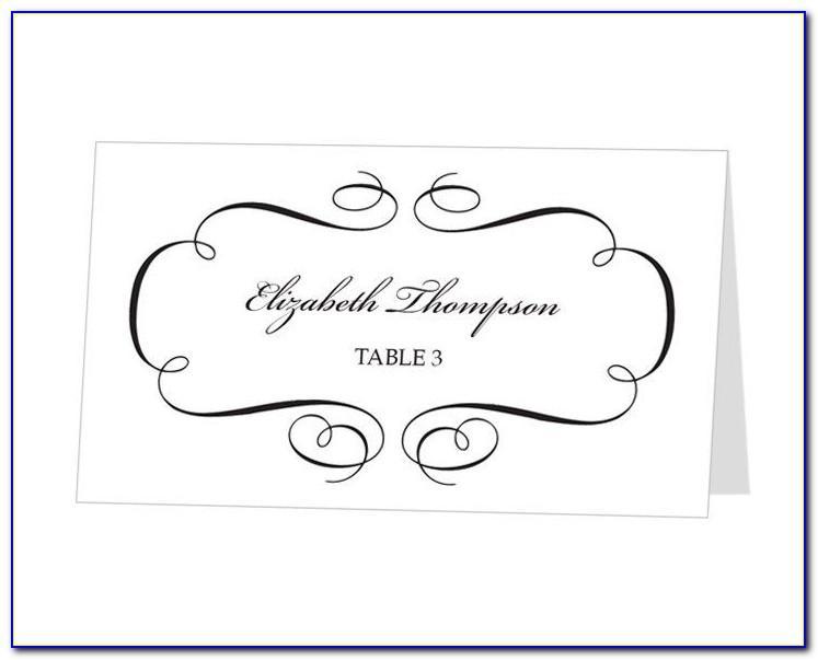 Wedding Card Template Word Free