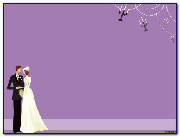 Wedding Picture Slideshow Template