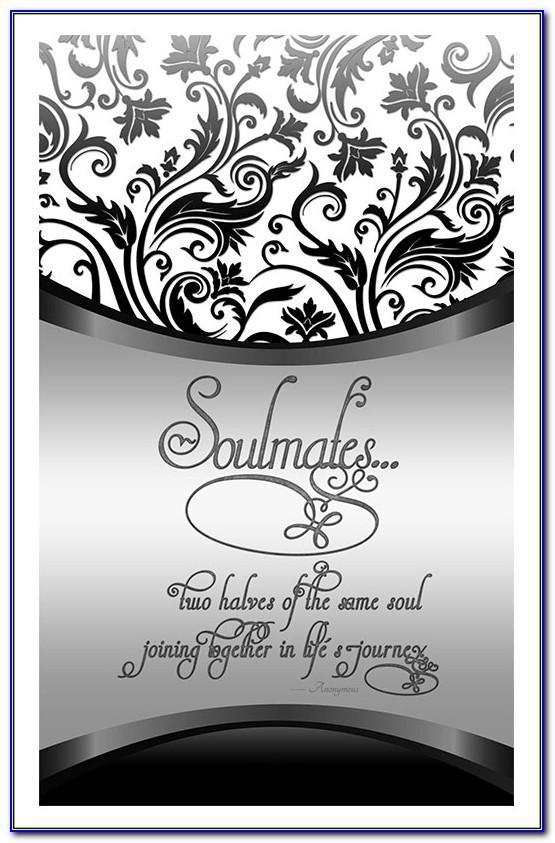 Wedding Program Templates Free Word