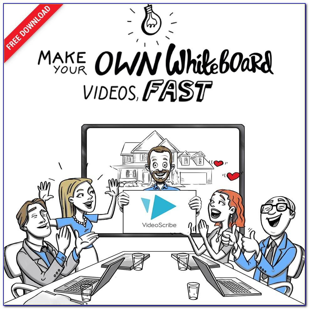 Whiteboard Animation After Effects Template Free Download
