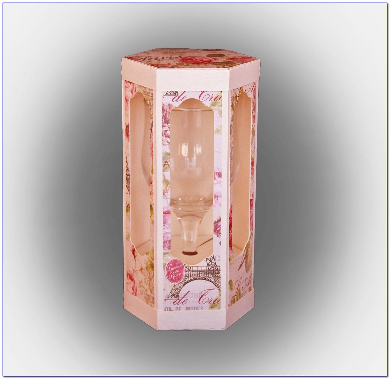 Wine Glass Gift Box Template
