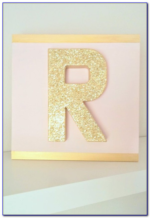 12 Paper Mache Letters Hobby Lobby