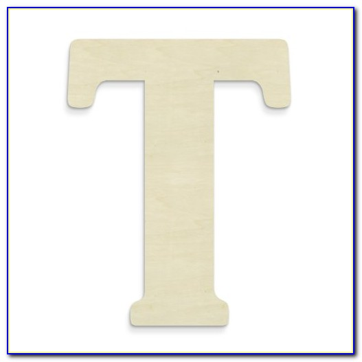 18 Inch Wooden Letters Michaels