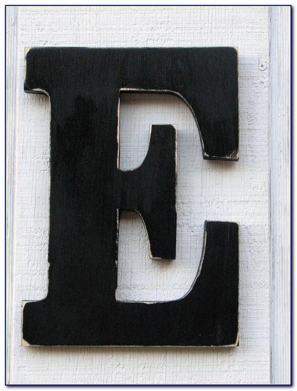 5 Inch Wooden Letters Canada