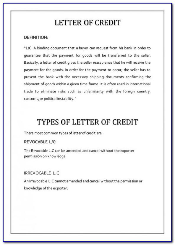 609 Credit Dispute Letter