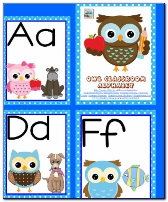 Abc Cursive Letters Printable