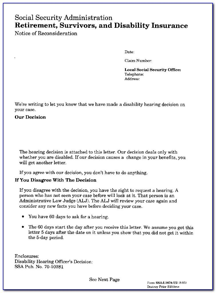 Access Ssi Award Letter Online