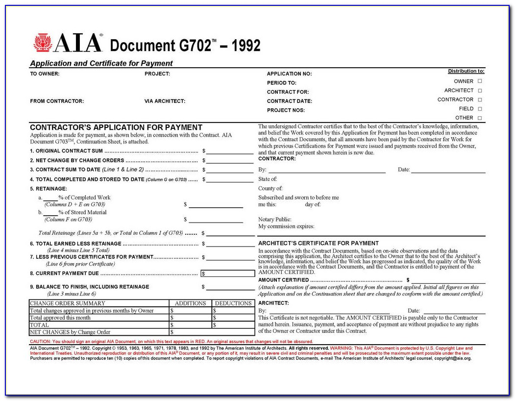 Aia Invoice Formaia Invoice Form