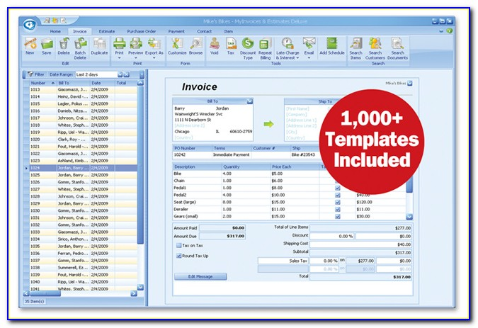 Avanquest My Invoices