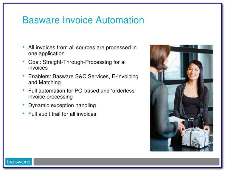 Basware Invoice Processing Api