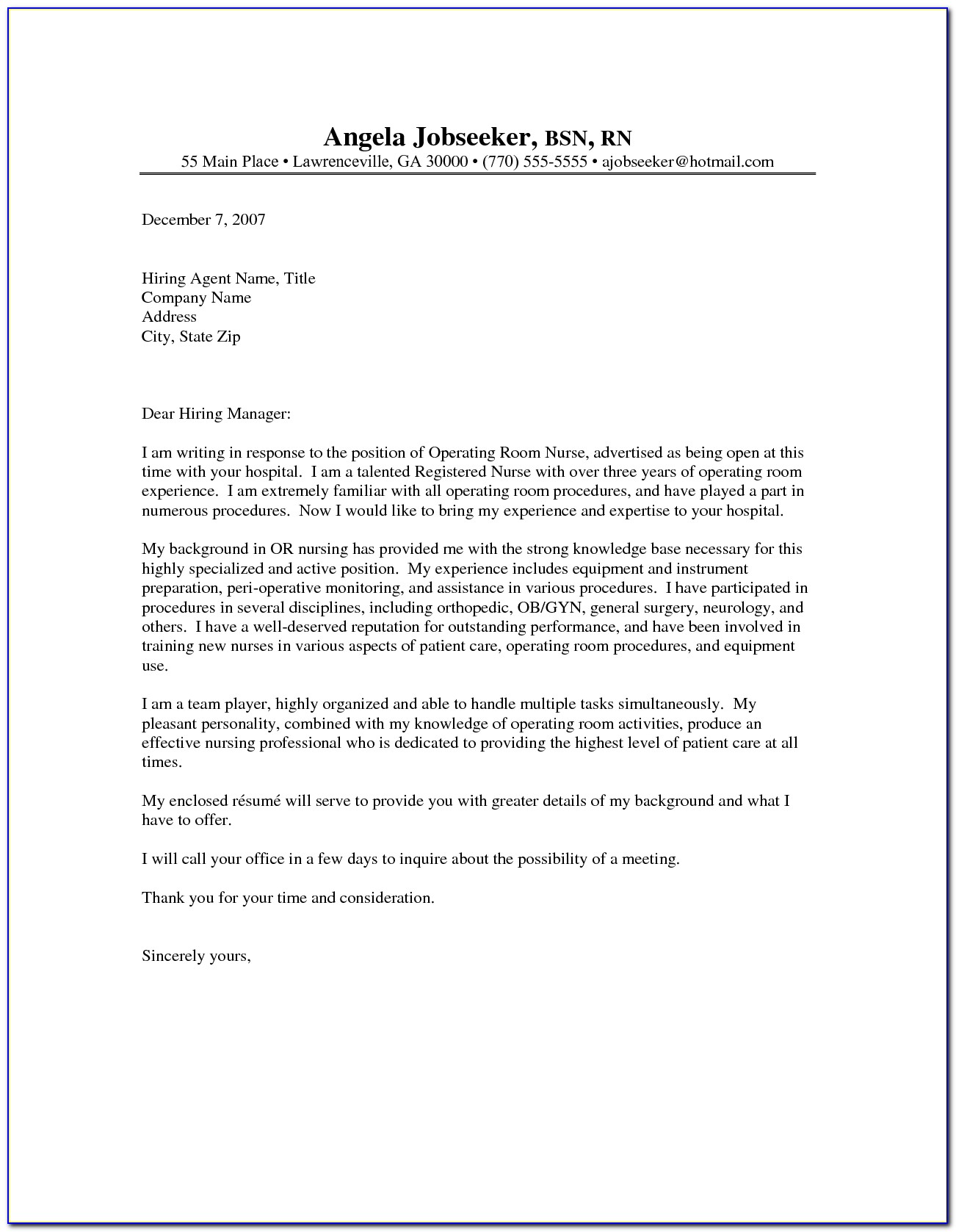 Best Free Cover Letter Generator