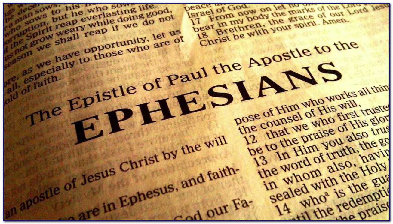 Bible Paul Letter To The Philippians