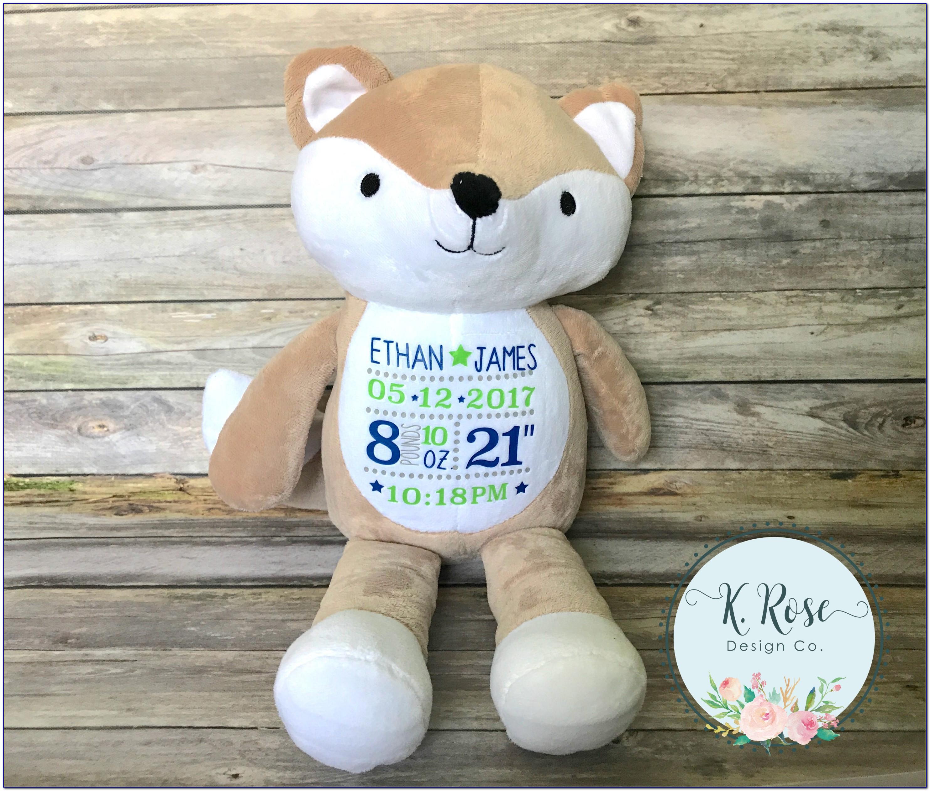 Birth Announcement Stuffed Animals Canada