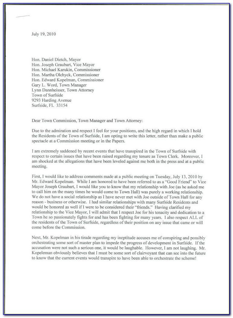 Cease And Desist Letter Template Uk Slander