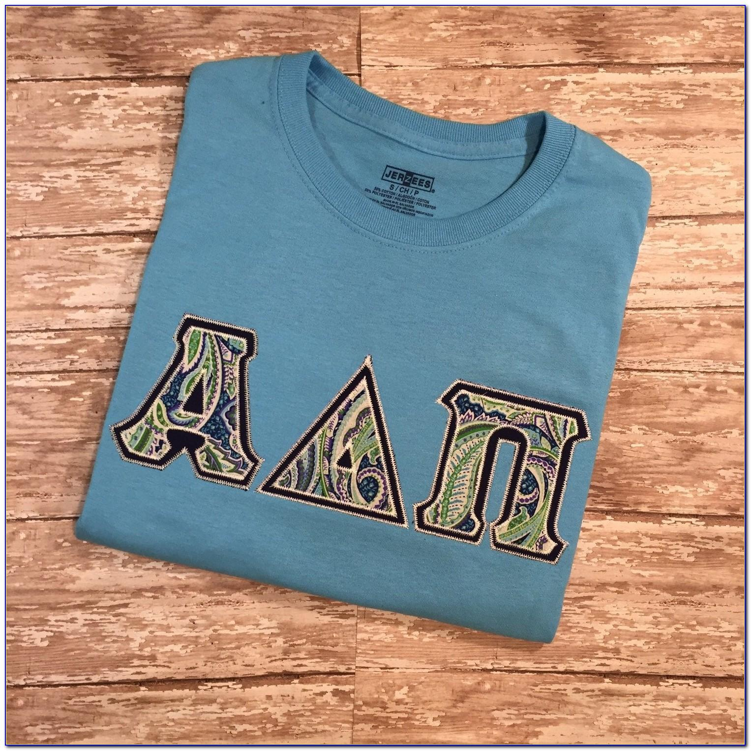 Cheap Sorority Letter Shirts