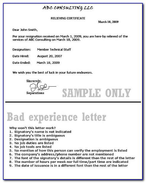 Client Letter For H1b Transfer