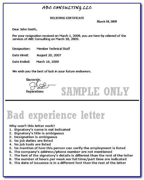Client Letter For H1b Transfer