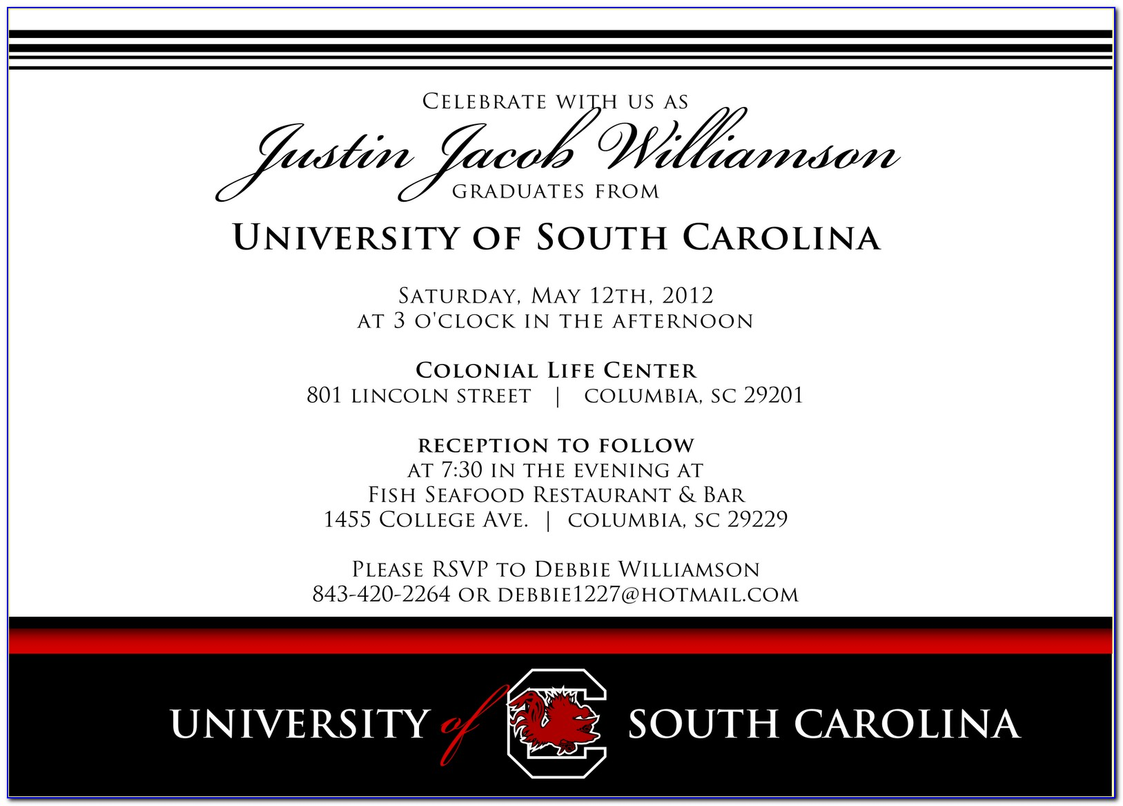 College Graduation Announcement Etiquette