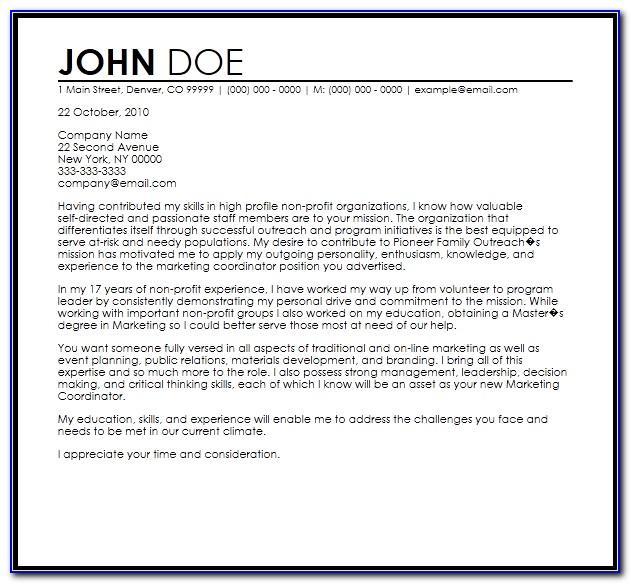 Cover Letter For Graduate Assistantship Sample