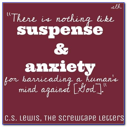 Cs Lewis Screwtape Letters Audiobook