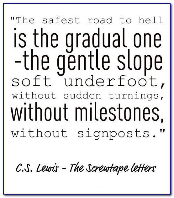 Cs Lewis Screwtape Letters Pdf