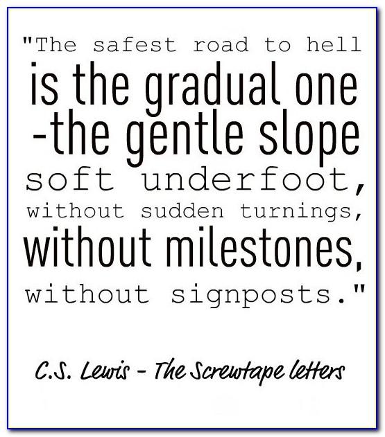 Cs Lewis Screwtape Letters Pdf