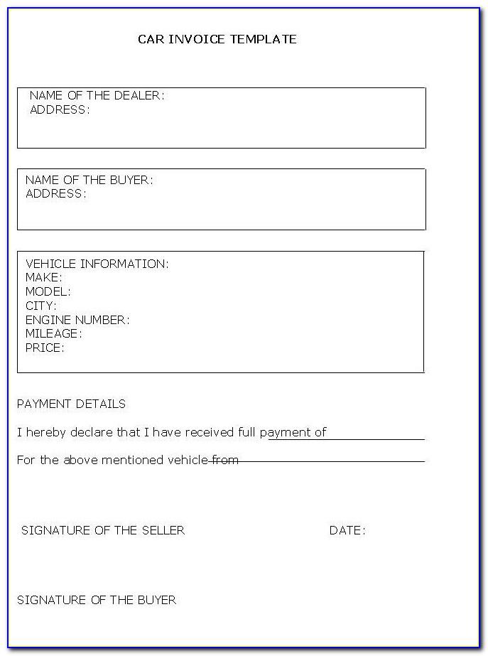 Custom Locksmith Invoices
