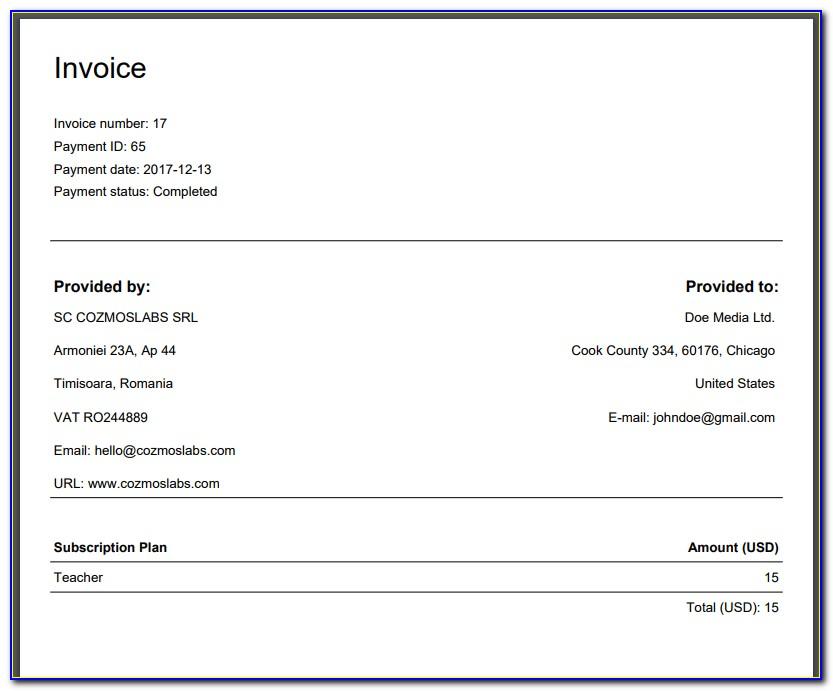 Epson Dot Matrix Invoice Printer
