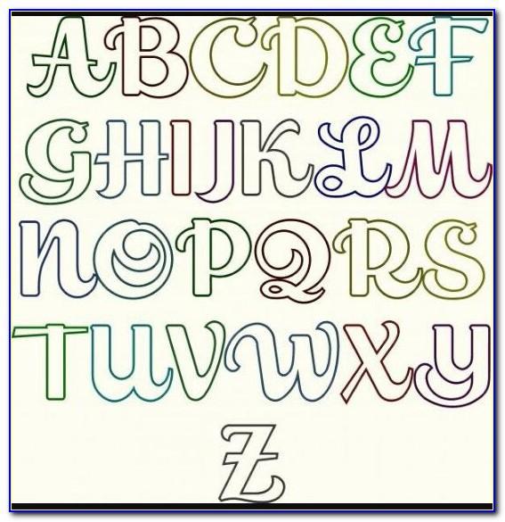 Fancy Block Letters Font