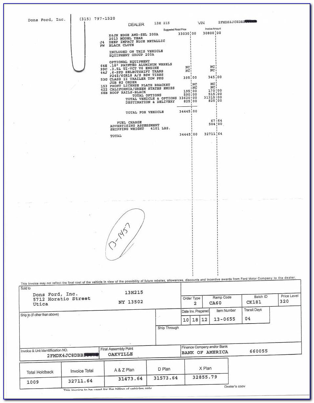 Ford Raptor Invoice Price 2018