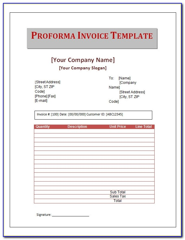 Freelance Video Editor Invoice Template