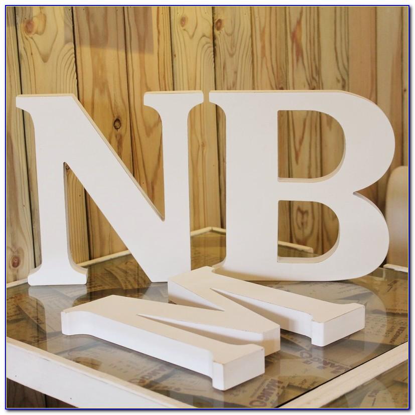 Greek Letter Wood Cutouts