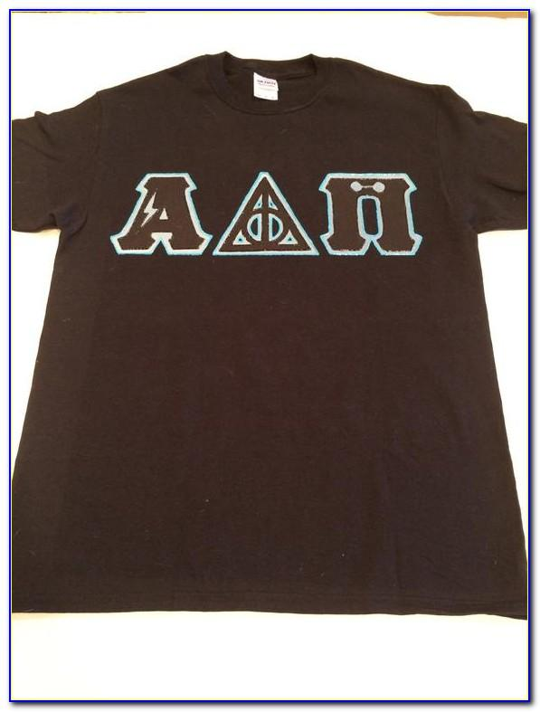 Greek Letters Sweatshirts Custom