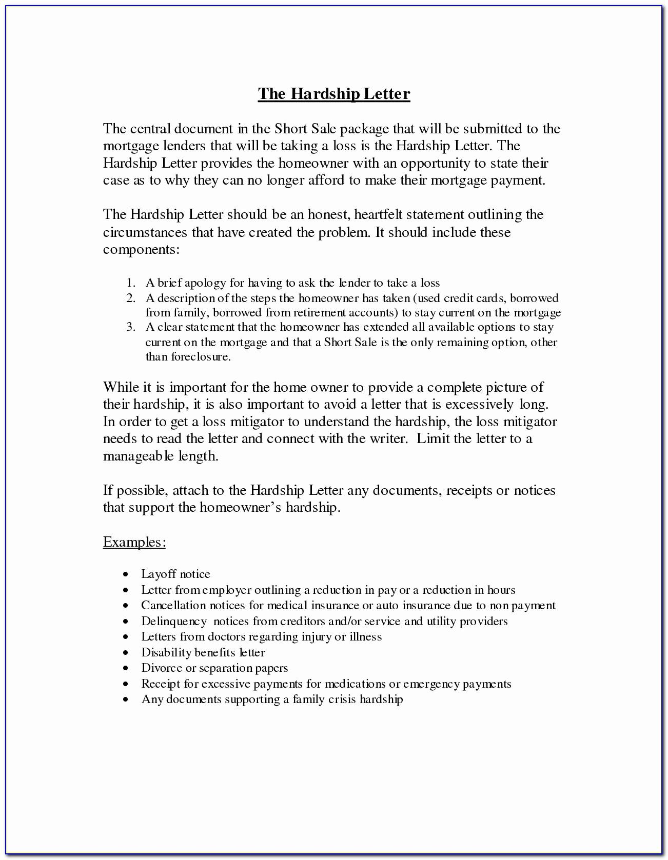 Hardship Letter For Immigration For Spouse Example
