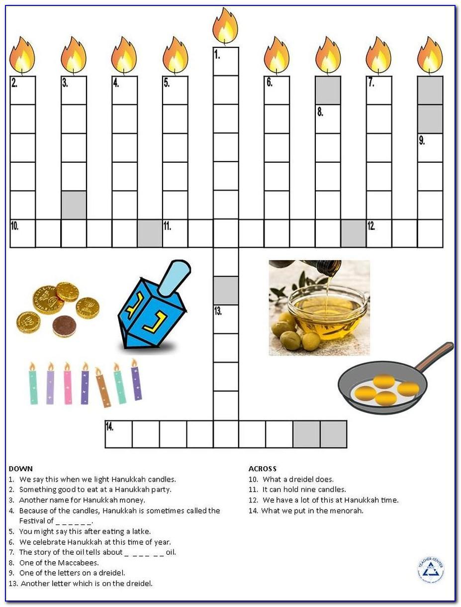 Hebrew Letter On A Dreidel Crossword Clue
