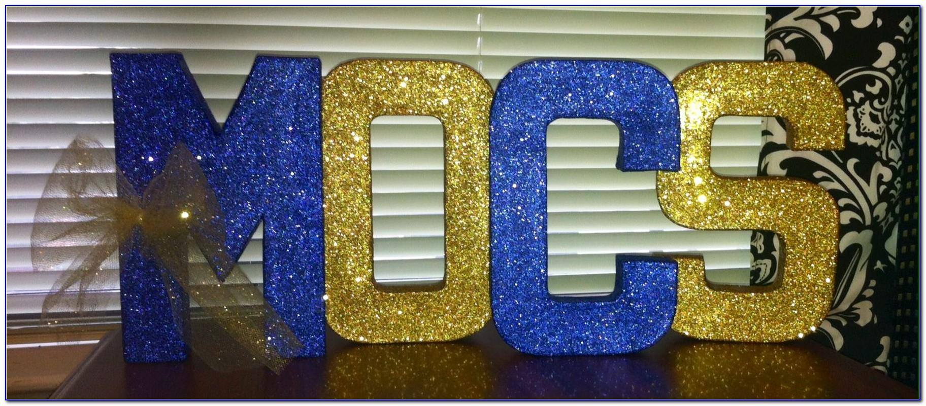 Hobby Lobby Large Letter Stickers