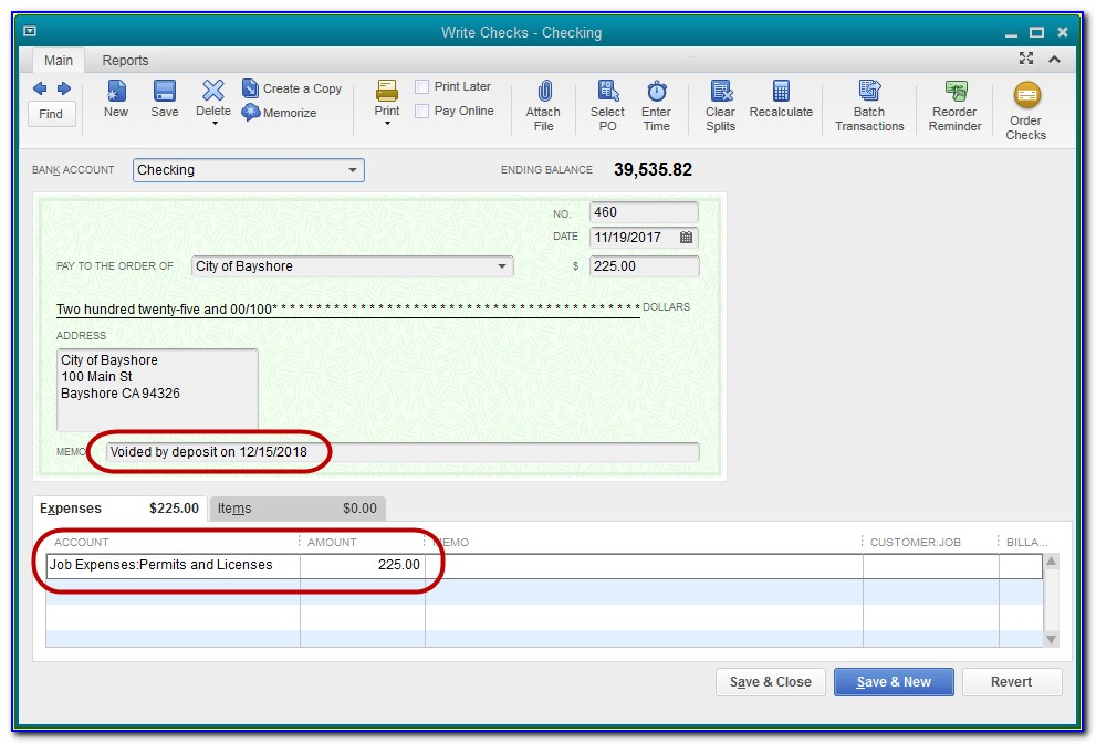 How Do You Unvoid An Invoice In Quickbooks