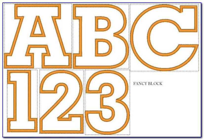 How To Draw Fancy Block Letters