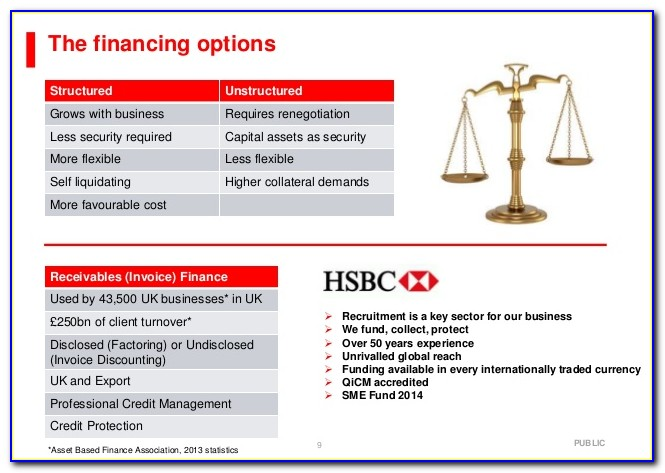 Hsbc Business Invoice Factoring