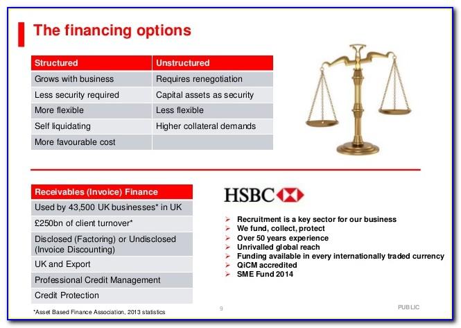 Hsbc Business Invoice Factoring