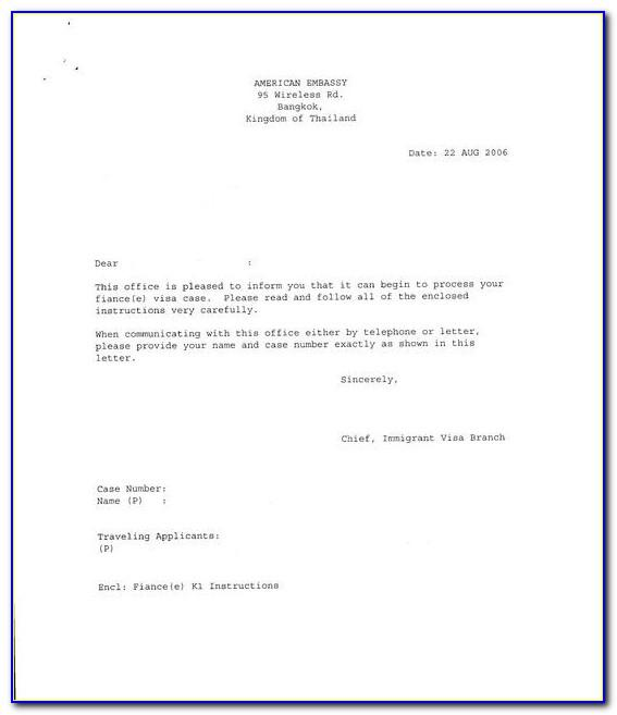 I 129f Cover Letter Template